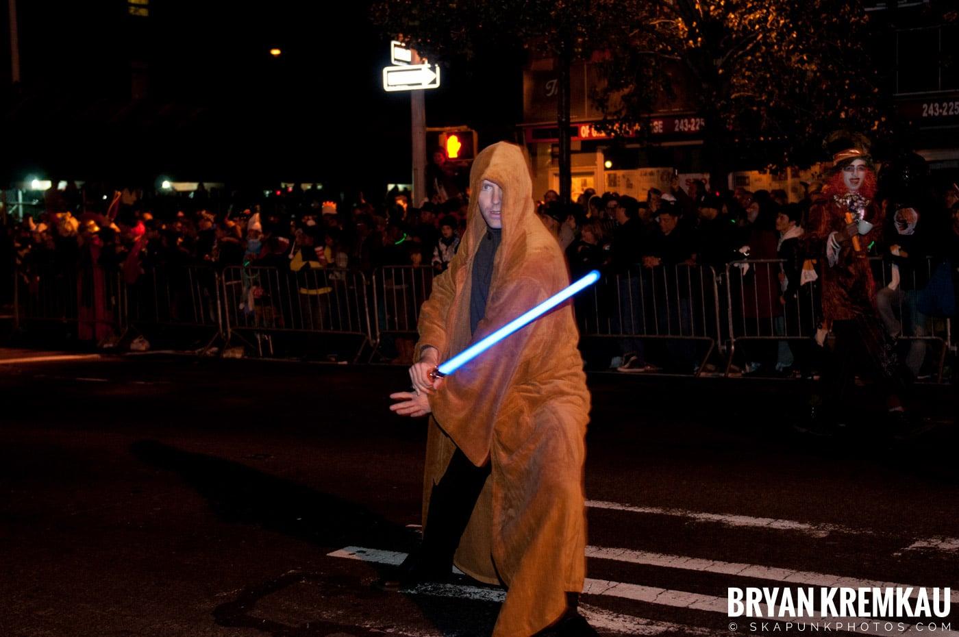 NYC Halloween Parade 2011 @ New York, NY - 10.31.11 (17)