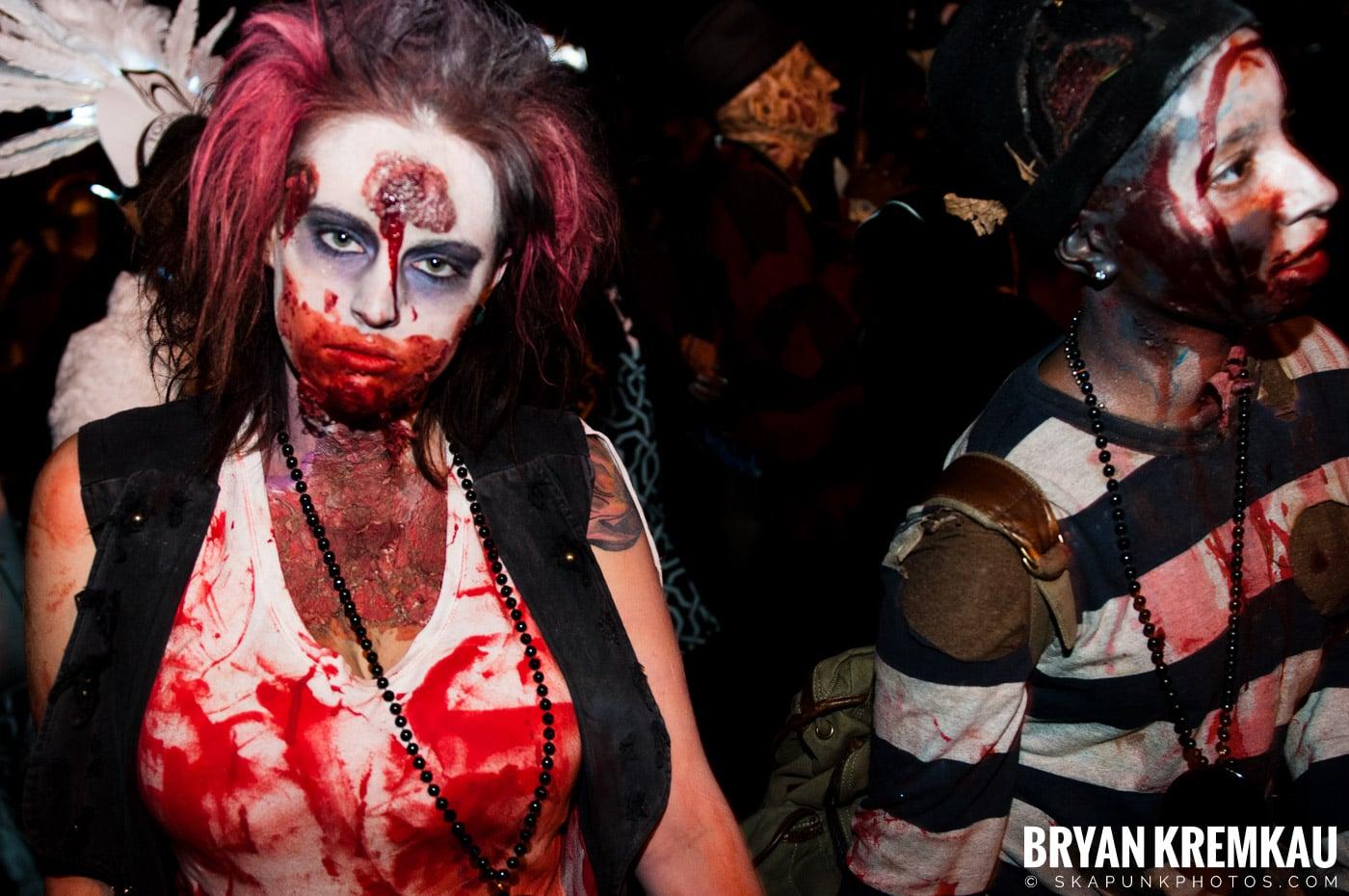 NYC Halloween Parade 2011 @ New York, NY - 10.31.11 (14)