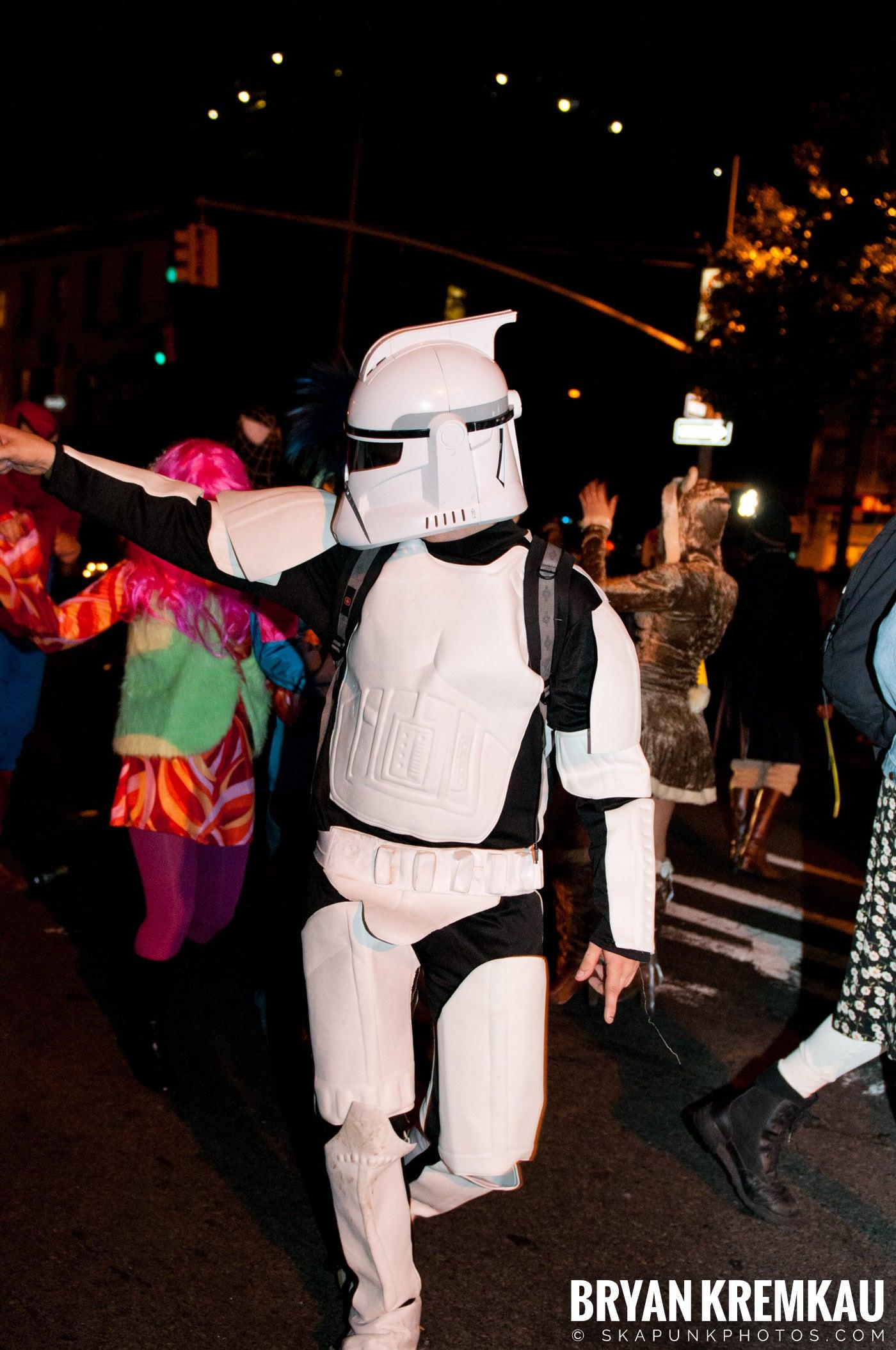 NYC Halloween Parade 2011 @ New York, NY - 10.31.11 (13)