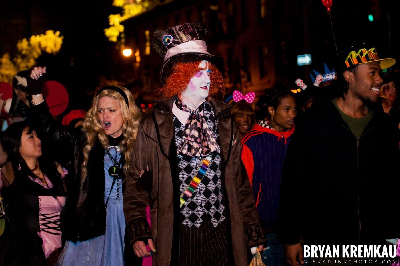 NYC Halloween Parade 2011 @ New York, NY - 10.31.11 (11)