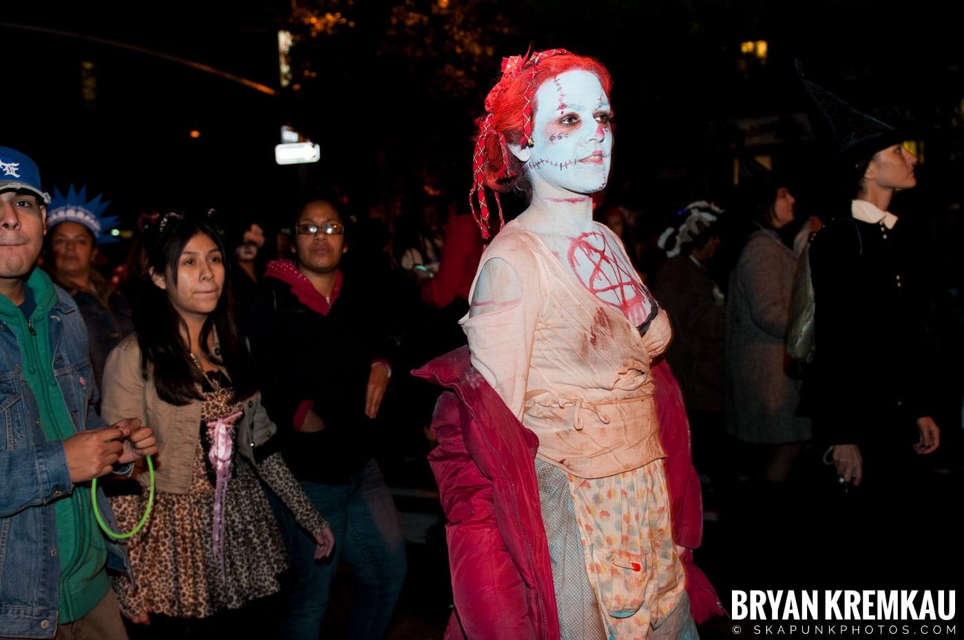 NYC Halloween Parade 2011 @ New York, NY - 10.31.11 (10)