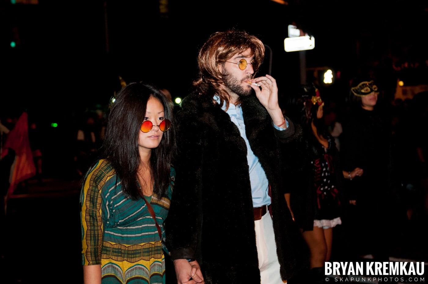 NYC Halloween Parade 2011 @ New York, NY - 10.31.11 (9)