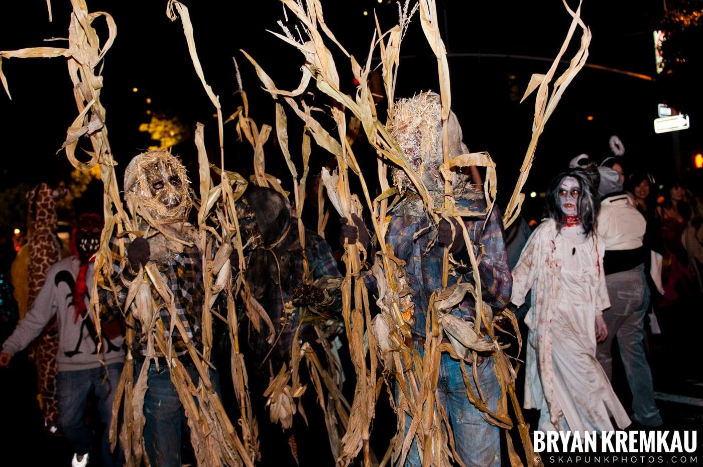 NYC Halloween Parade 2011 @ New York, NY - 10.31.11 (8)