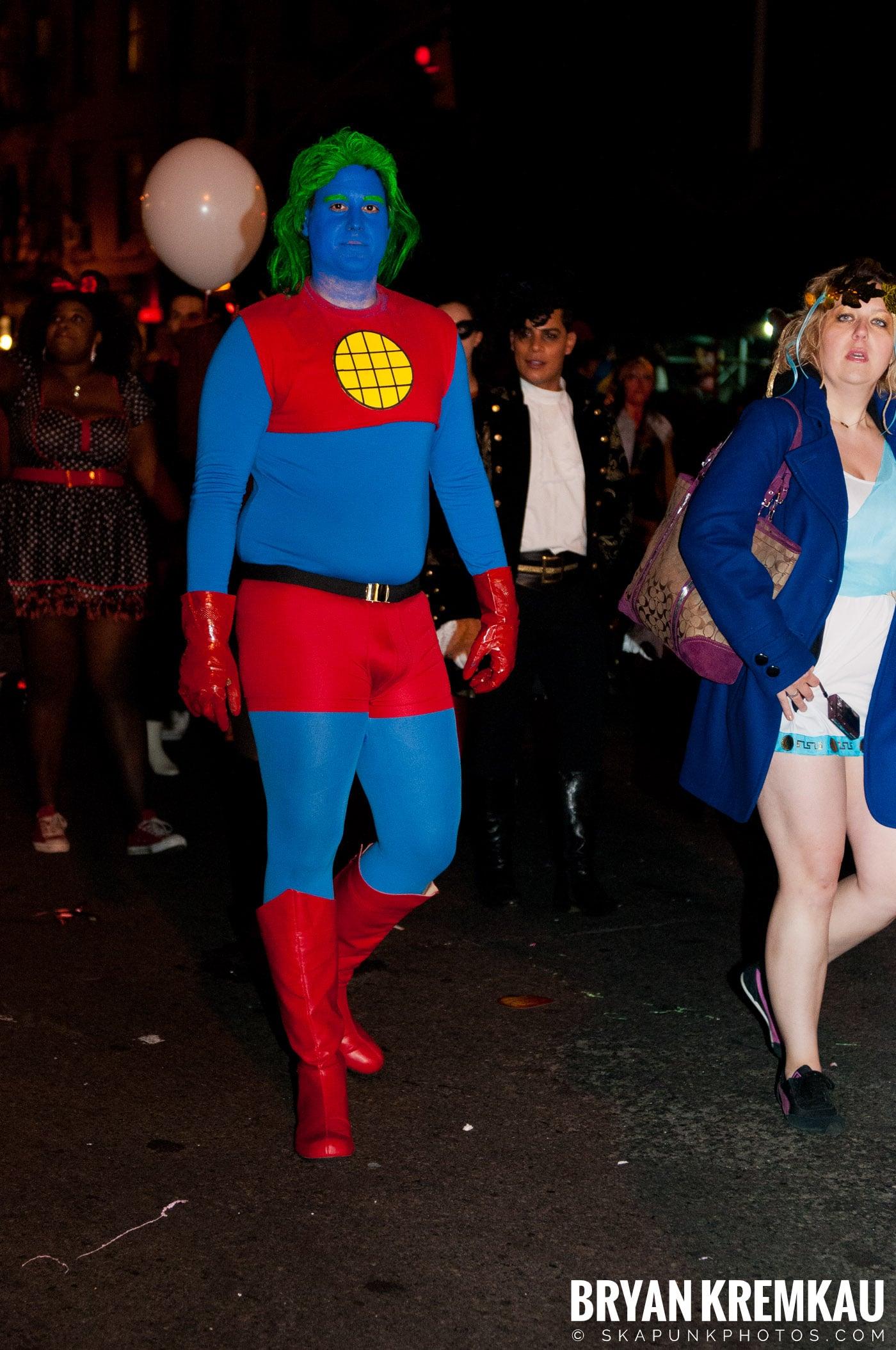 NYC Halloween Parade 2011 @ New York, NY - 10.31.11 (7)