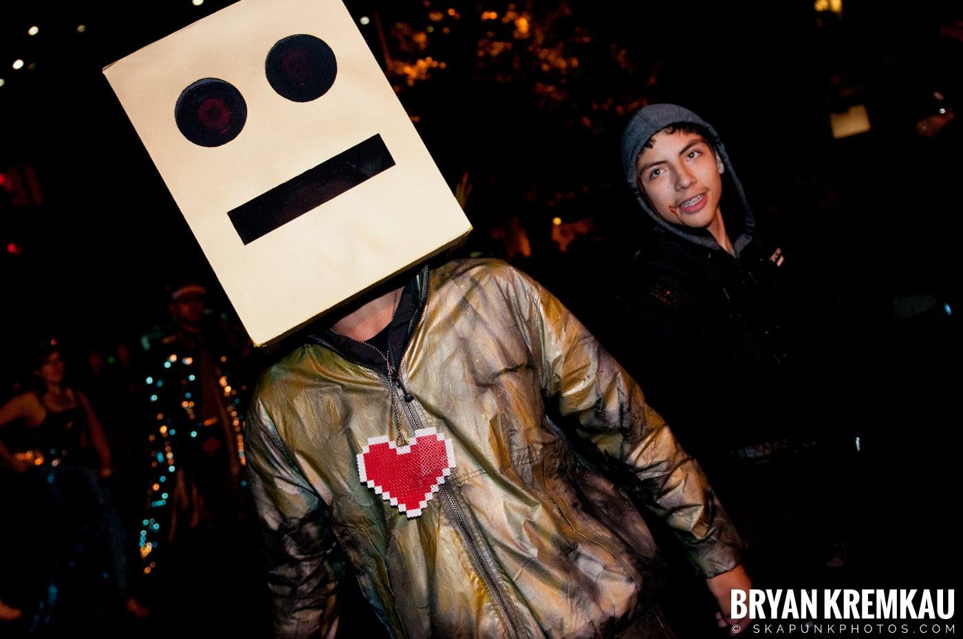 NYC Halloween Parade 2011 @ New York, NY - 10.31.11 (6)