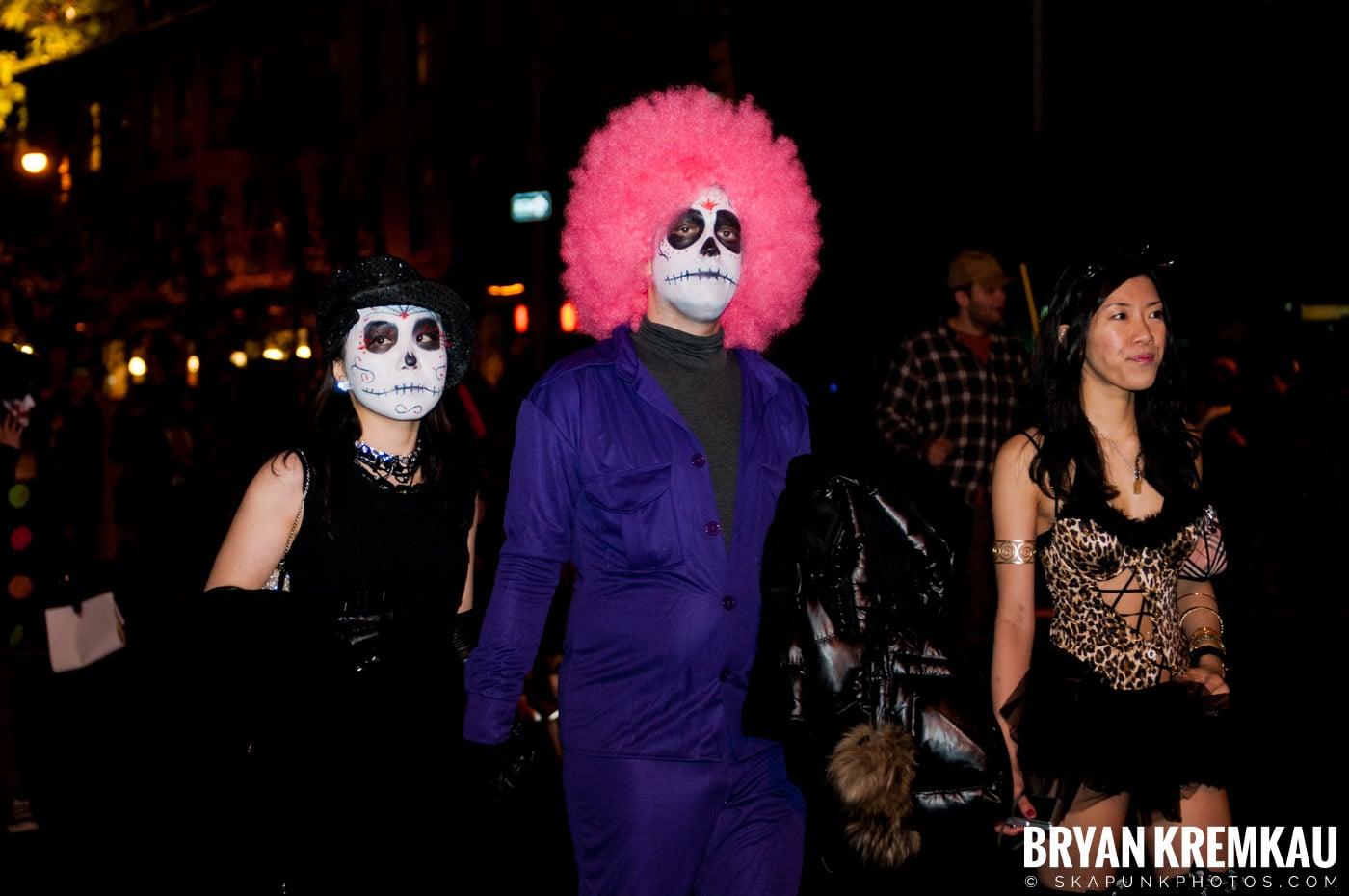 NYC Halloween Parade 2011 @ New York, NY - 10.31.11 (5)