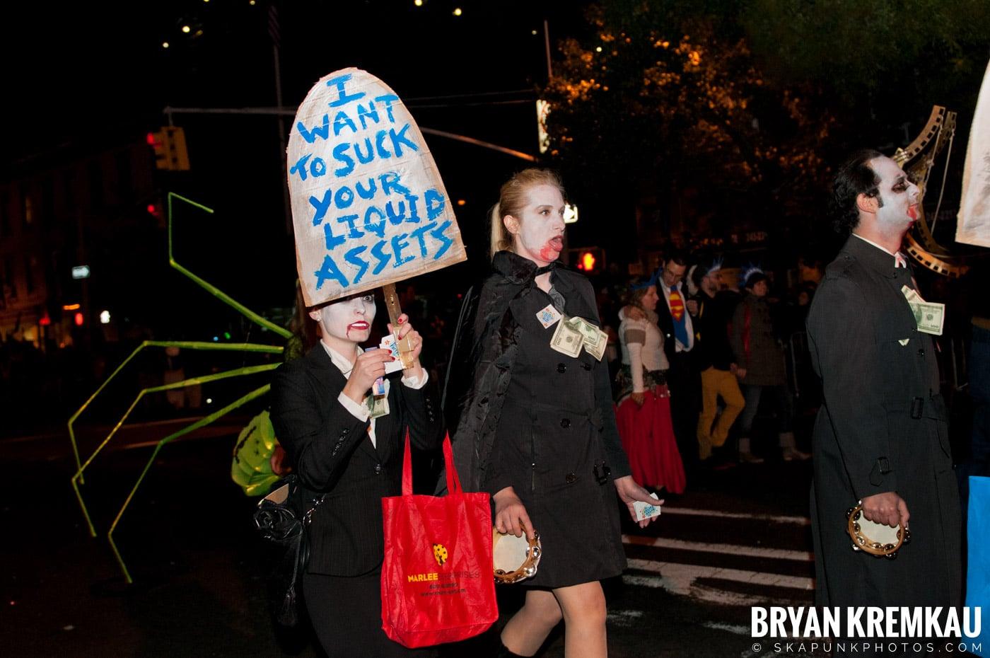 NYC Halloween Parade 2011 @ New York, NY - 10.31.11 (4)