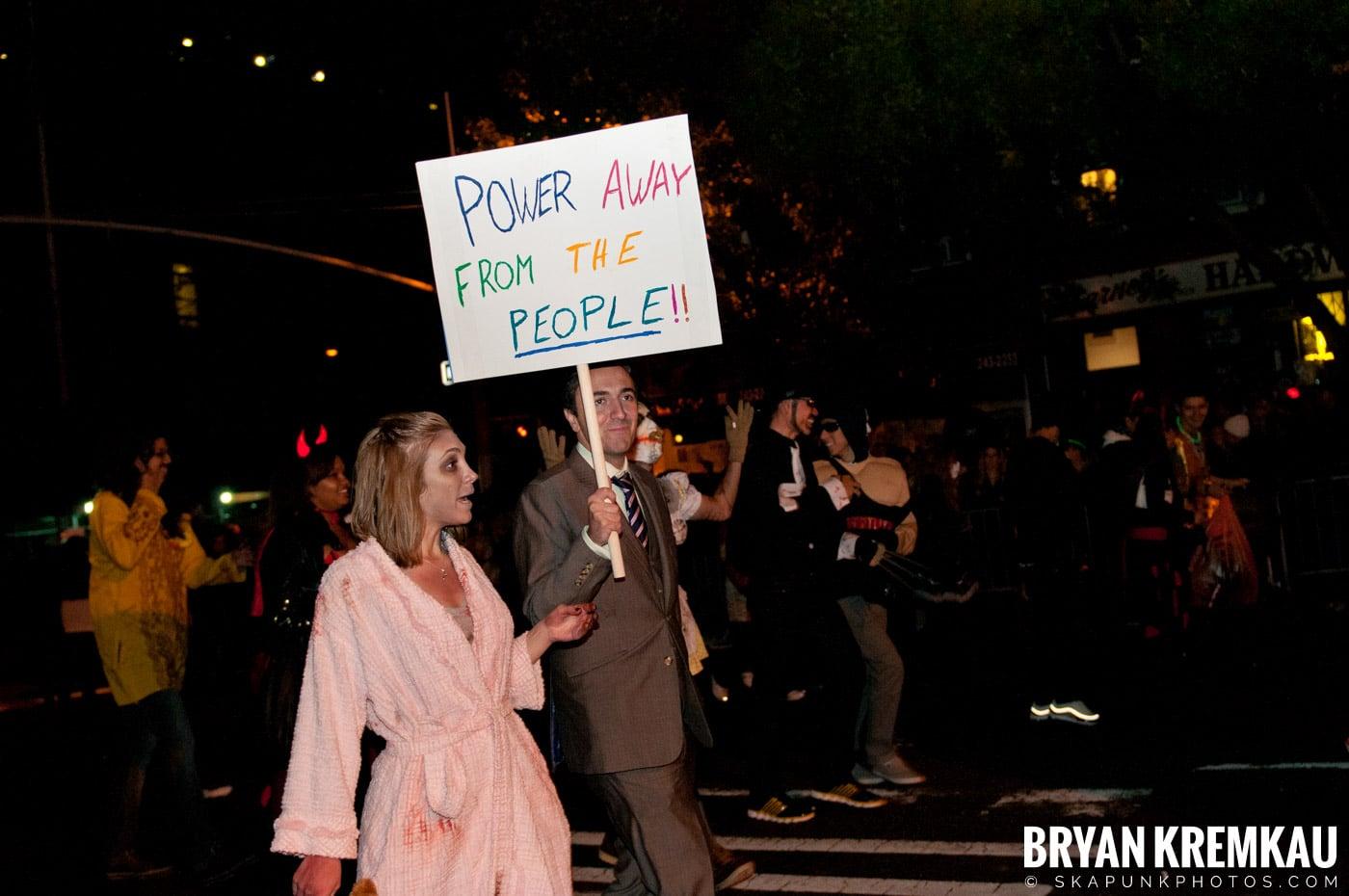 NYC Halloween Parade 2011 @ New York, NY - 10.31.11 (3)
