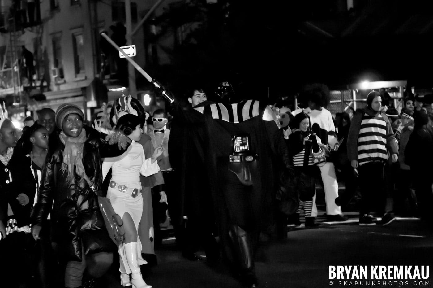 NYC Halloween Parade 2011 @ New York, NY - 10.31.11 (2)