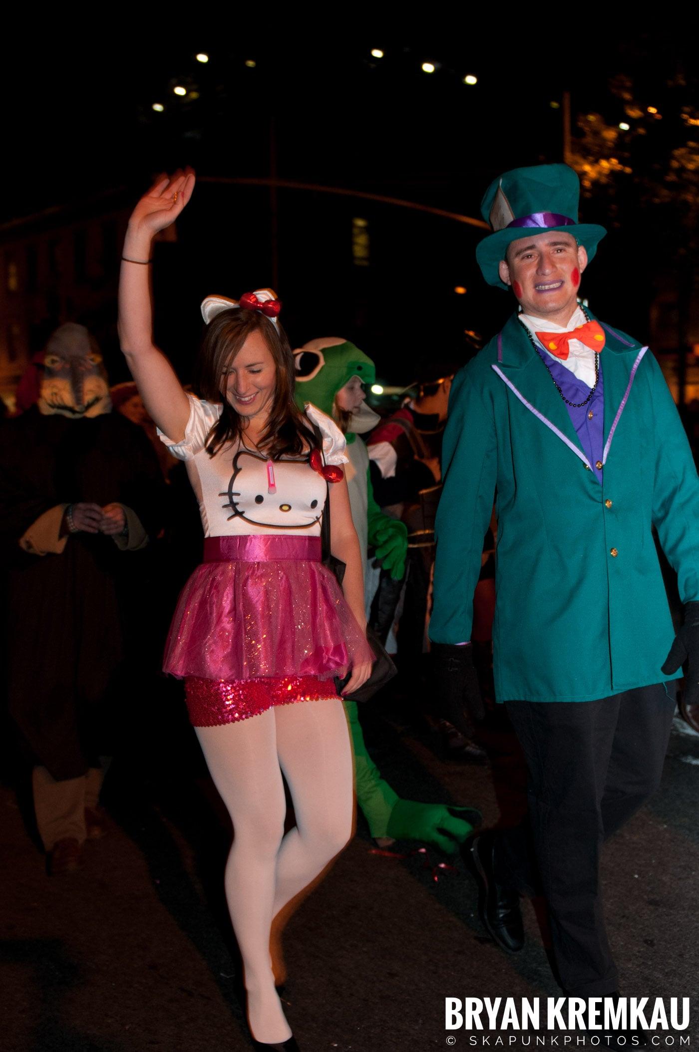 NYC Halloween Parade 2011 @ New York, NY - 10.31.11 (1)