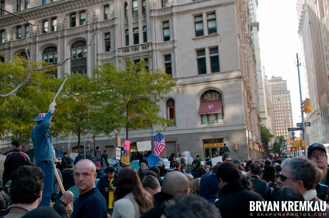 Occupy Wall Street @ Zuccotti Park and Foley Square, NYC - 11.5.11 (91)