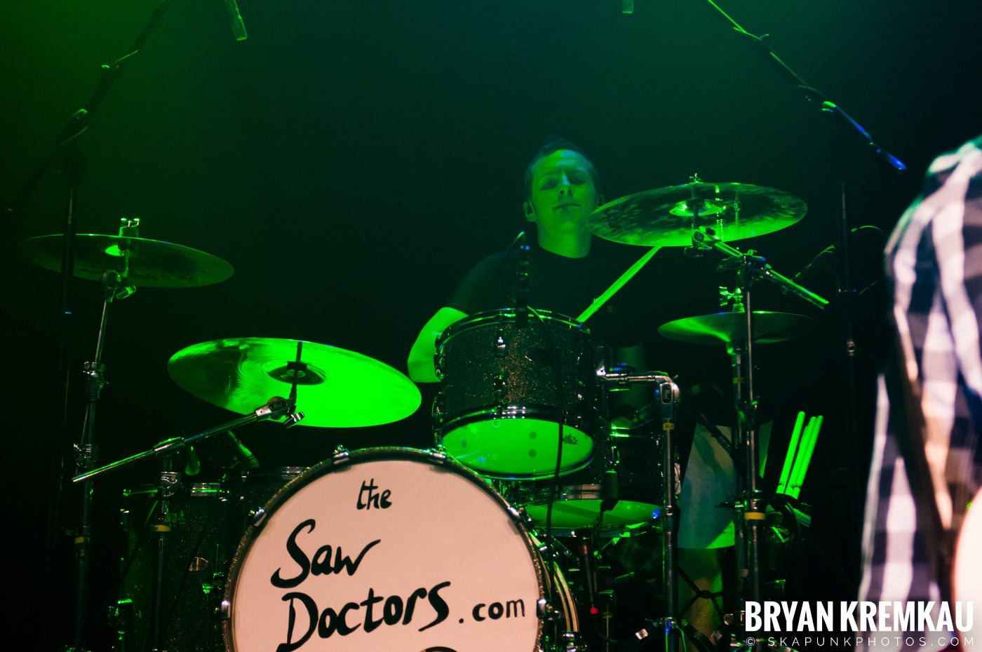 The Saw Doctors @ Irving Plaza, New York, NY - 3.10.12 (36)
