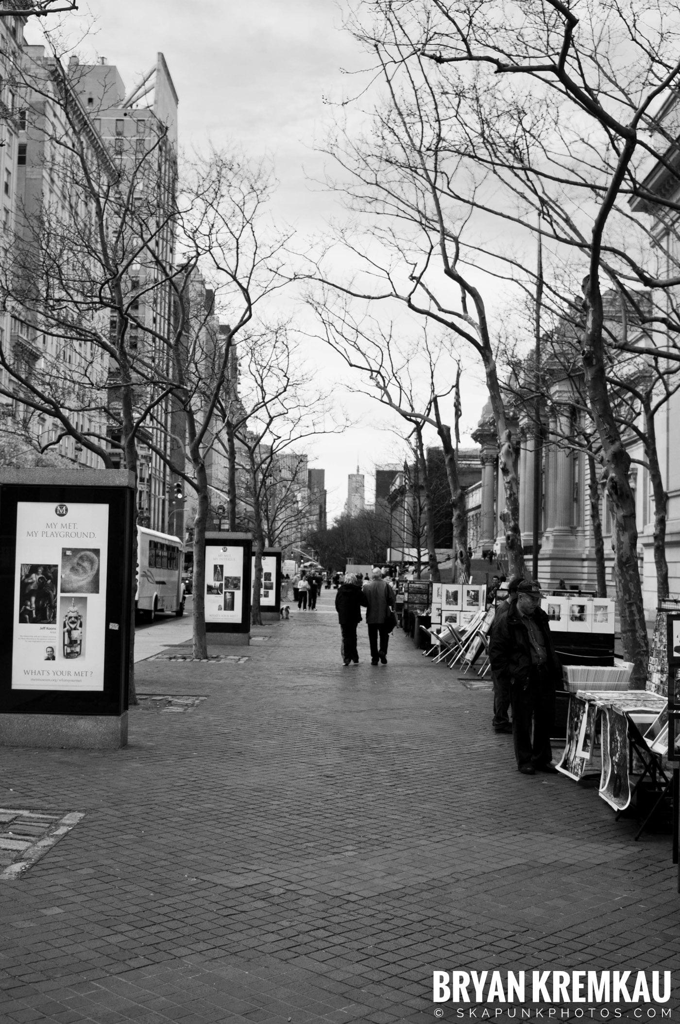 The Metropolitan Museum of Art and Shake Shack @ New York, NY - 3.24.12 (70)
