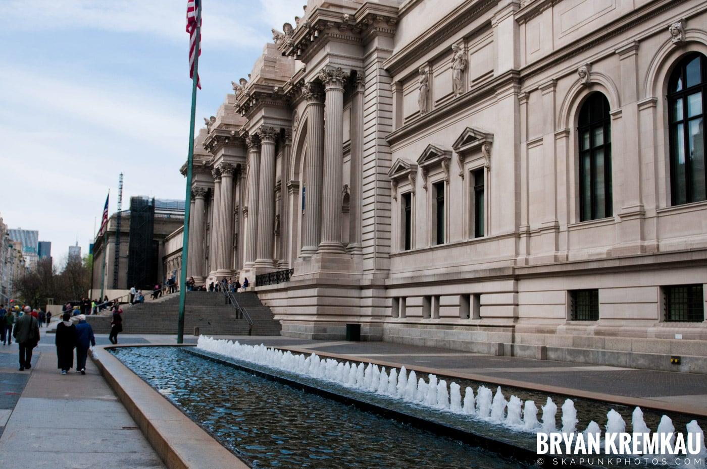 The Metropolitan Museum of Art and Shake Shack @ New York, NY - 3.24.12 (69)