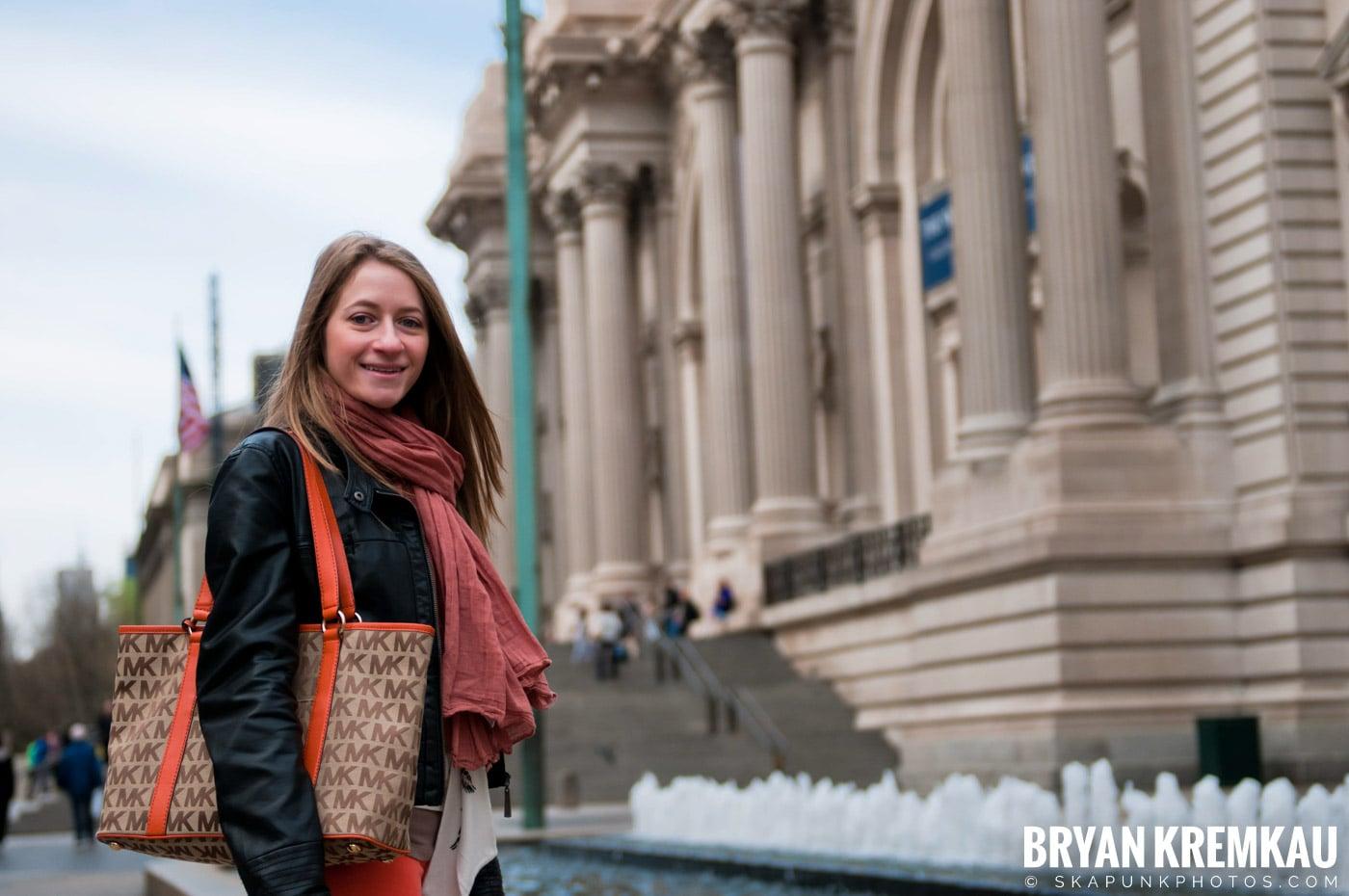 The Metropolitan Museum of Art and Shake Shack @ New York, NY - 3.24.12 (68)