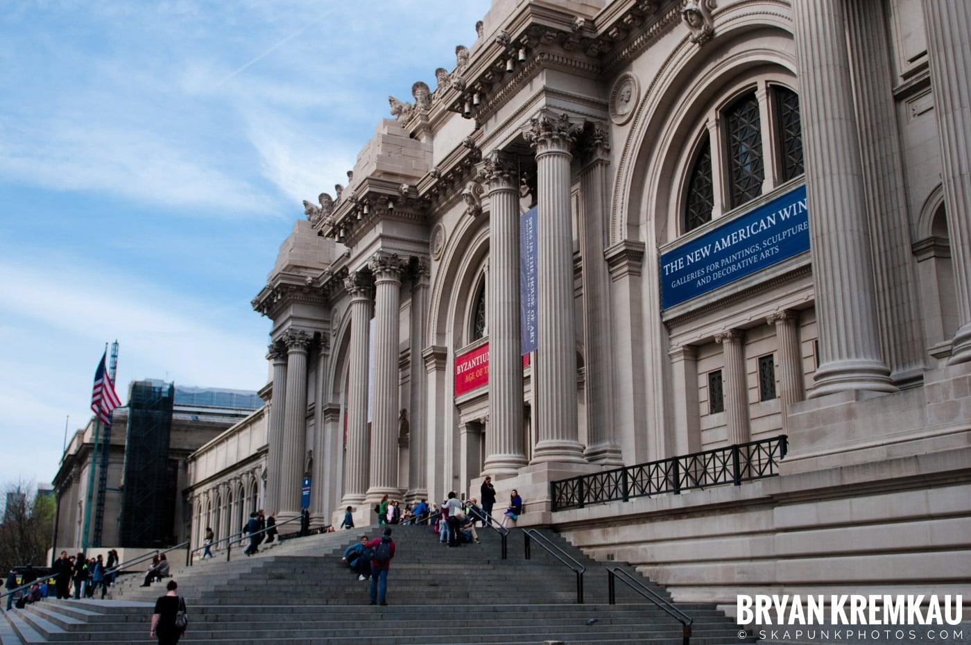 The Metropolitan Museum of Art and Shake Shack @ New York, NY - 3.24.12 (66)