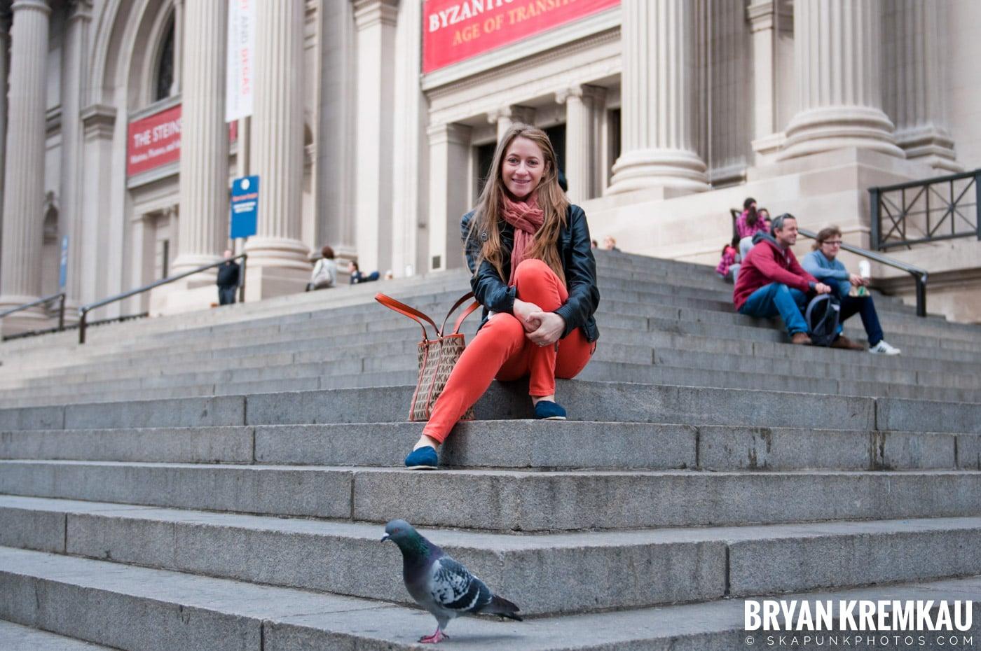 The Metropolitan Museum of Art and Shake Shack @ New York, NY - 3.24.12 (64)