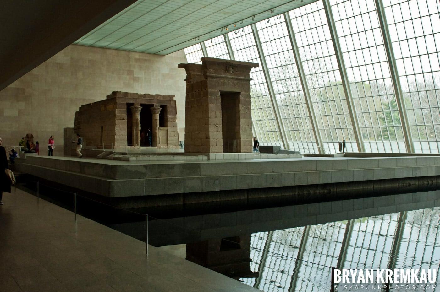 The Metropolitan Museum of Art and Shake Shack @ New York, NY - 3.24.12 (52)