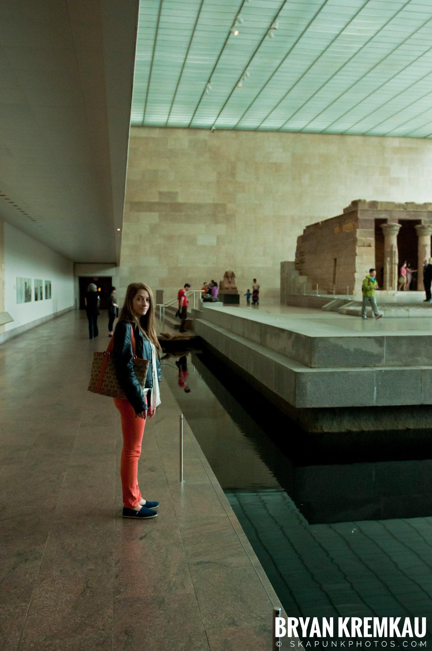 The Metropolitan Museum of Art and Shake Shack @ New York, NY - 3.24.12 (51)