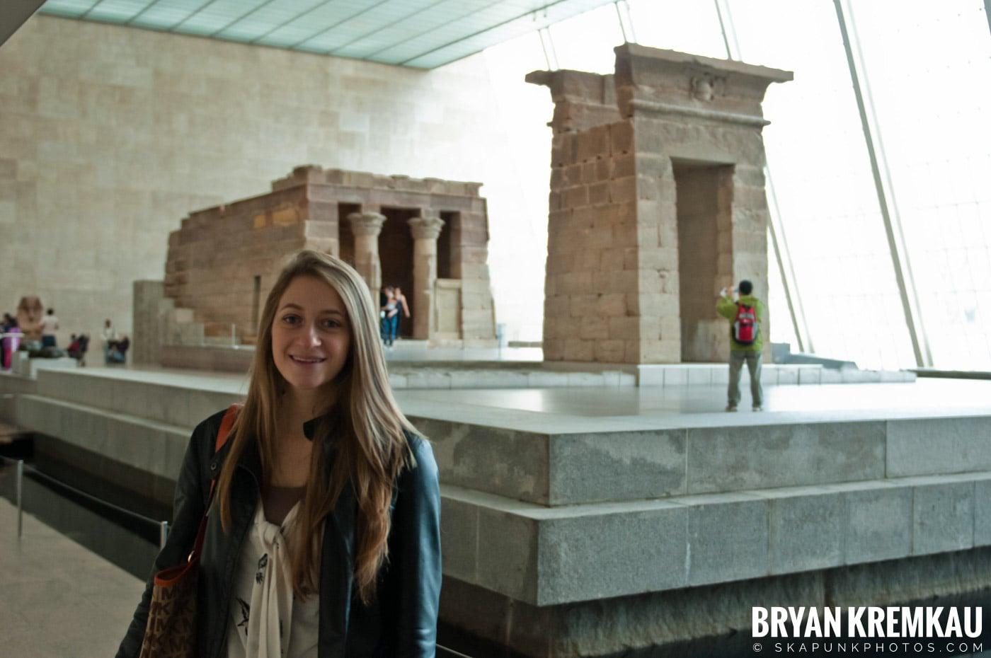 The Metropolitan Museum of Art and Shake Shack @ New York, NY - 3.24.12 (49)
