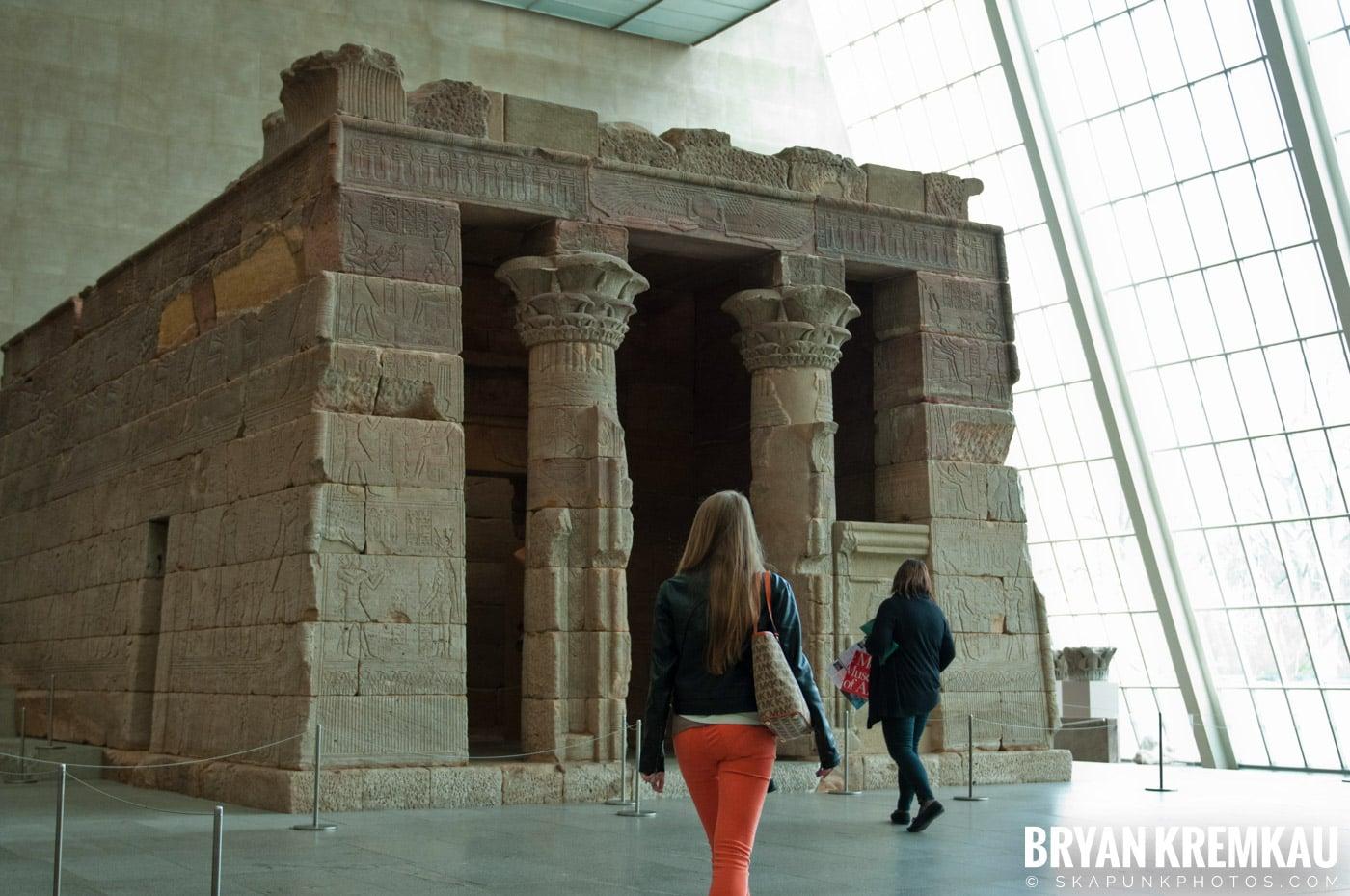 The Metropolitan Museum of Art and Shake Shack @ New York, NY - 3.24.12 (47)