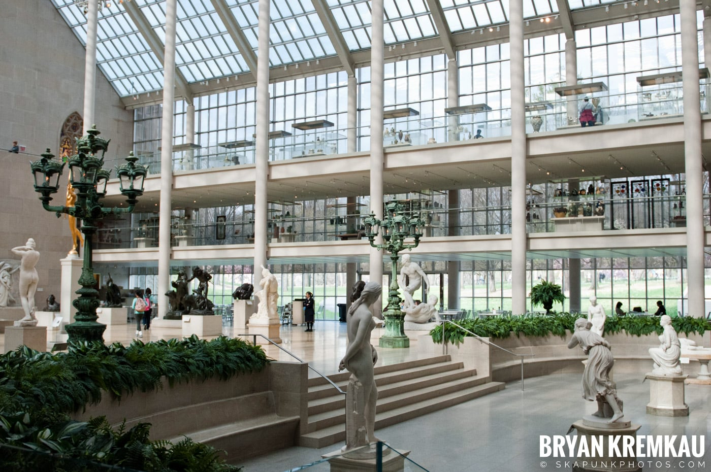 The Metropolitan Museum of Art and Shake Shack @ New York, NY - 3.24.12 (44)