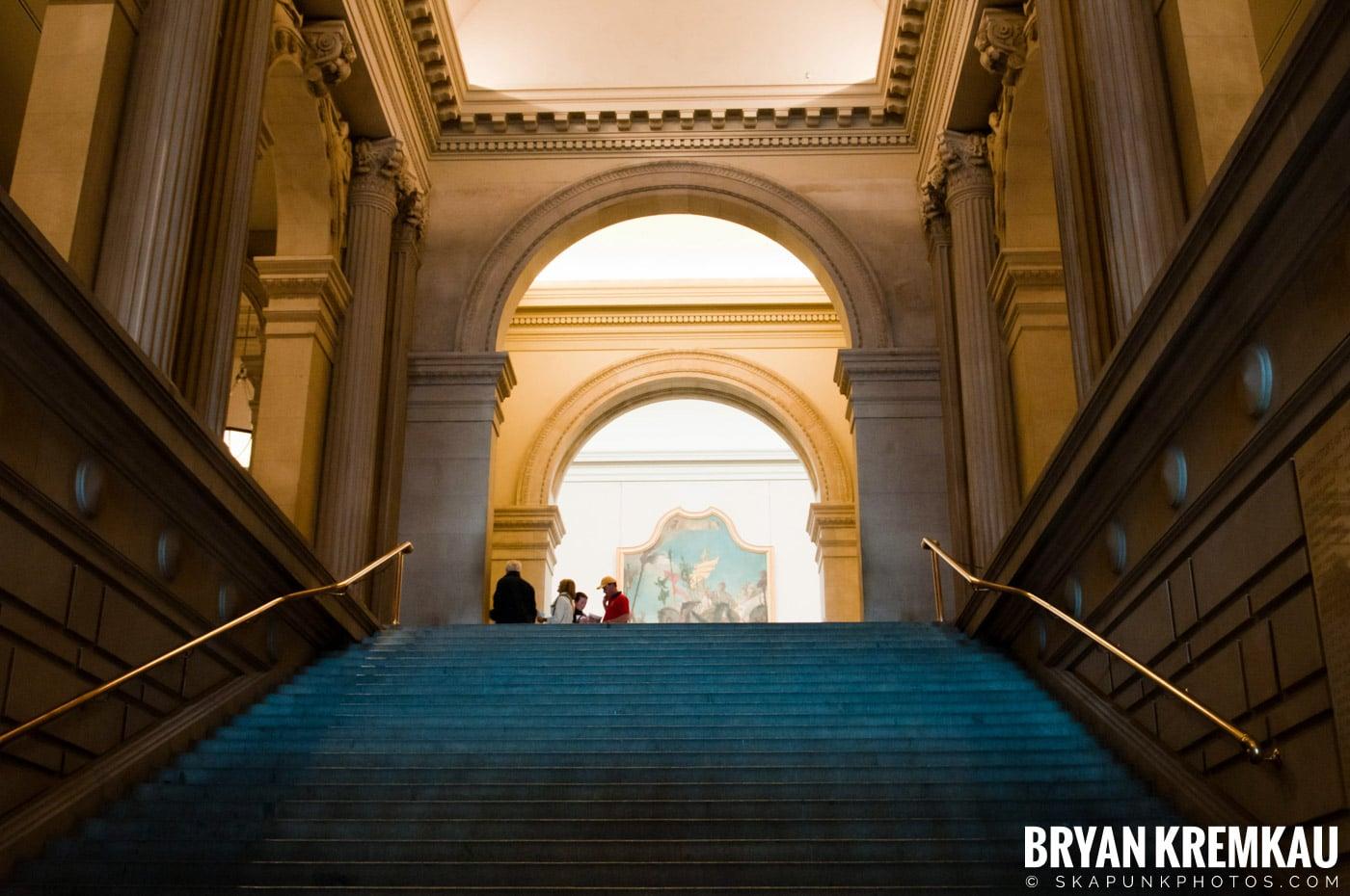The Metropolitan Museum of Art and Shake Shack @ New York, NY - 3.24.12 (42)