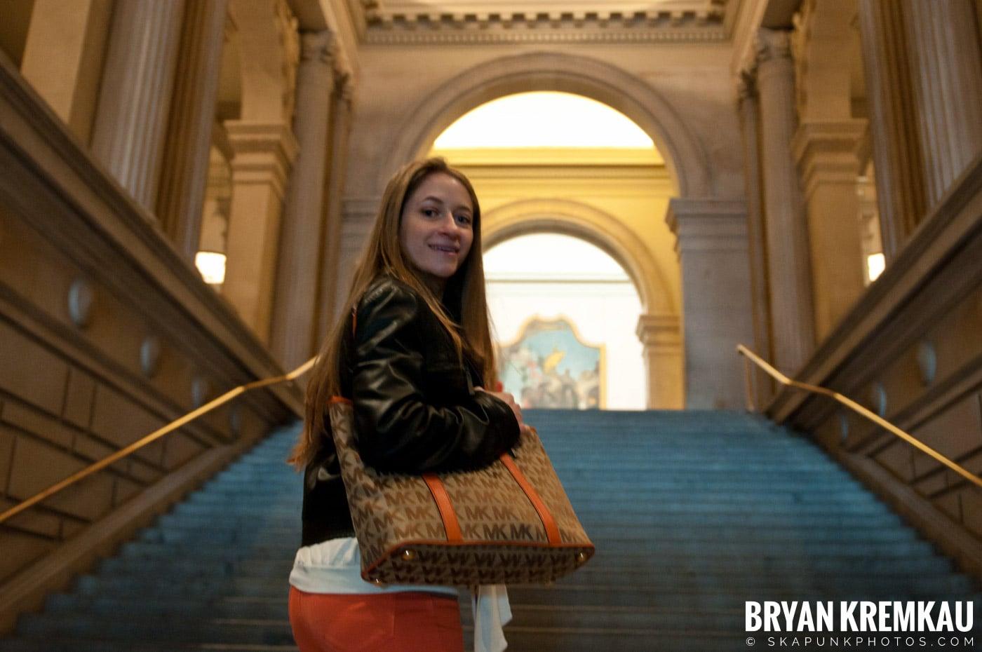 The Metropolitan Museum of Art and Shake Shack @ New York, NY - 3.24.12 (41)