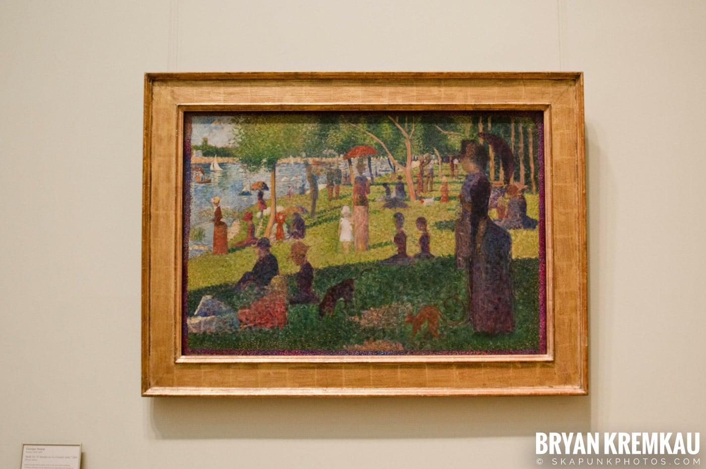 The Metropolitan Museum of Art and Shake Shack @ New York, NY - 3.24.12 (40)
