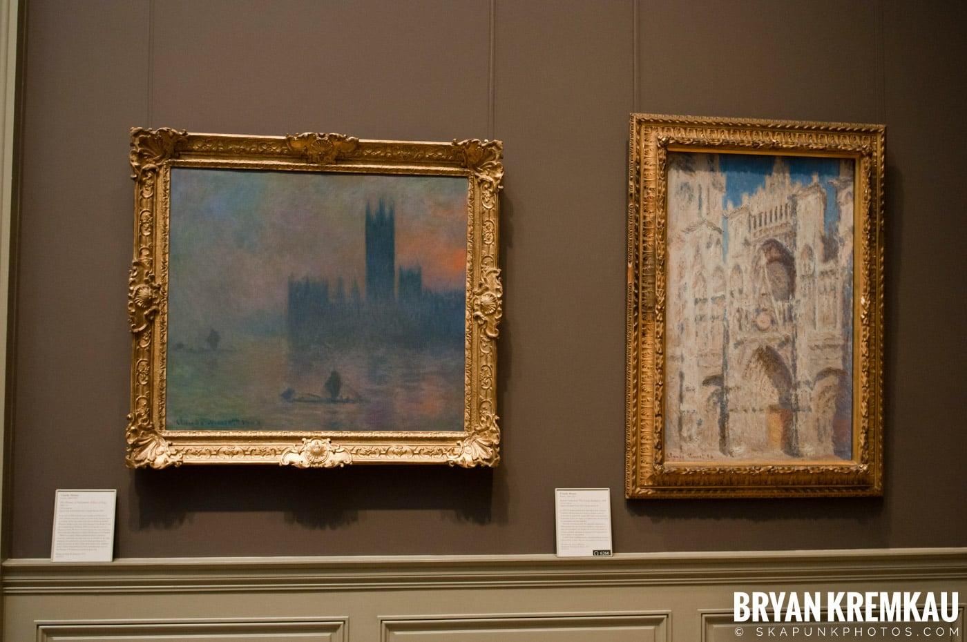 The Metropolitan Museum of Art and Shake Shack @ New York, NY - 3.24.12 (38)