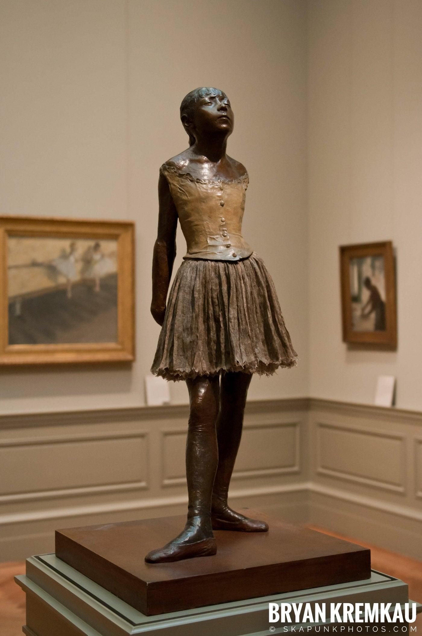The Metropolitan Museum of Art and Shake Shack @ New York, NY - 3.24.12 (36)