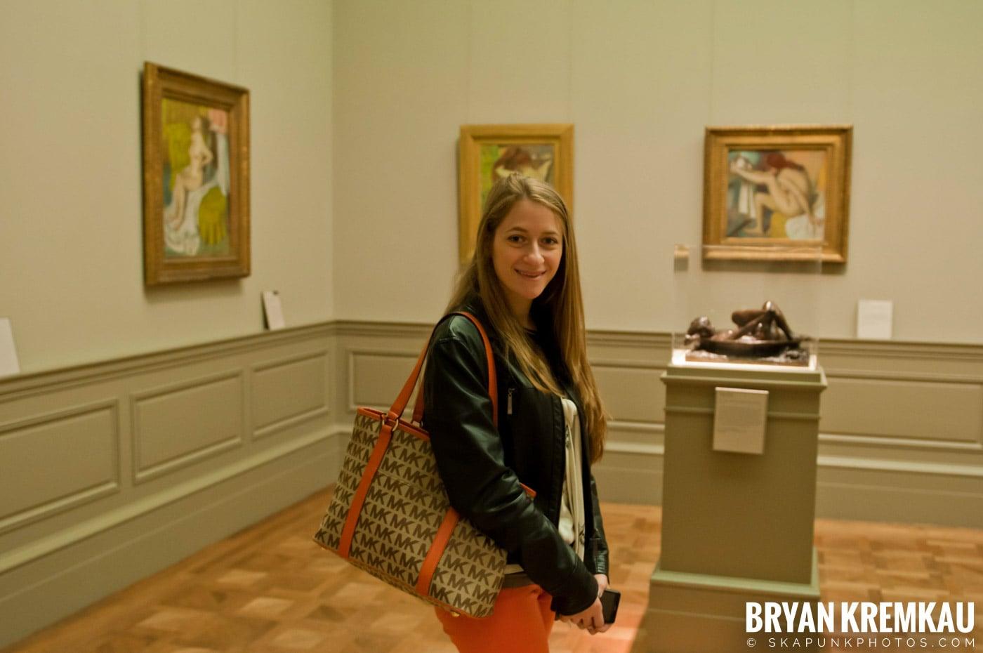 The Metropolitan Museum of Art and Shake Shack @ New York, NY - 3.24.12 (34)