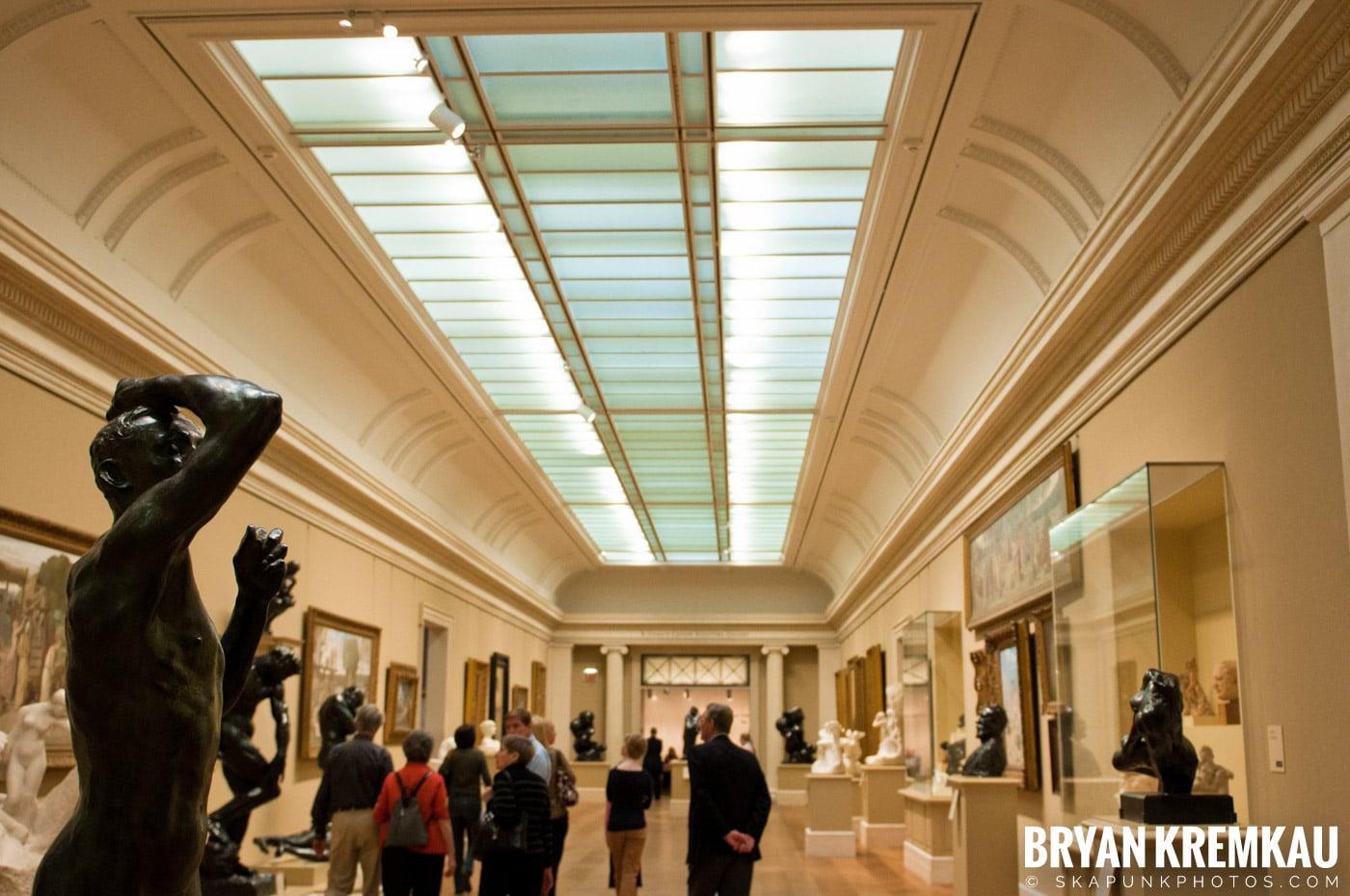The Metropolitan Museum of Art and Shake Shack @ New York, NY - 3.24.12 (33)
