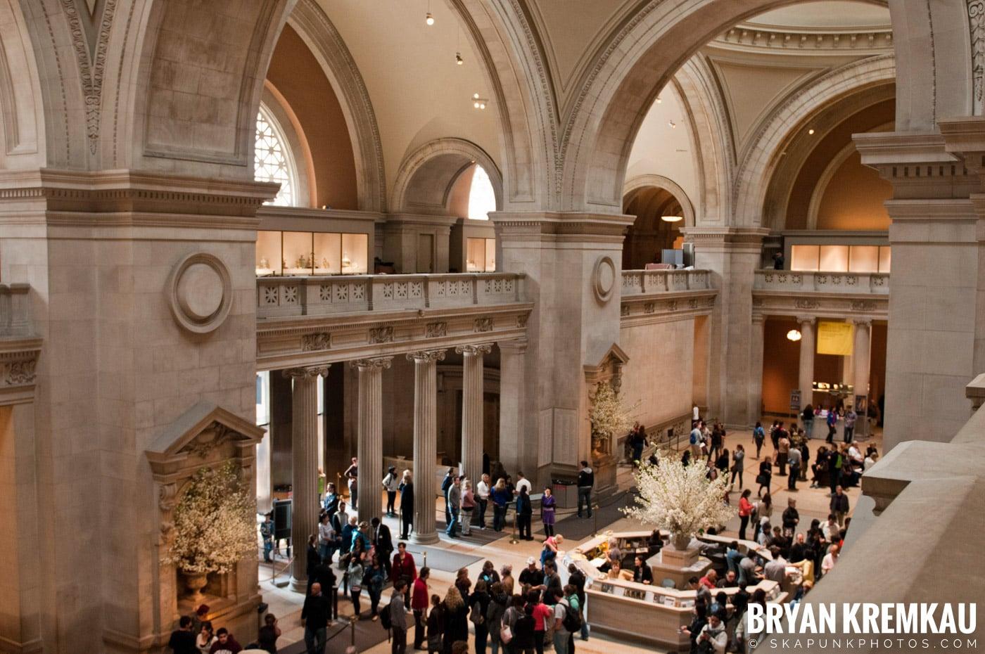 The Metropolitan Museum of Art and Shake Shack @ New York, NY - 3.24.12 (32)