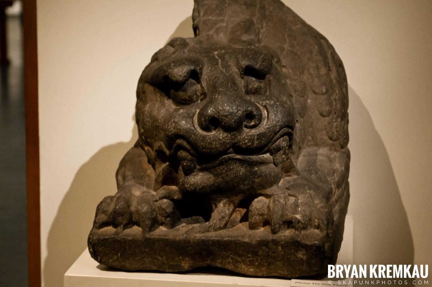 The Metropolitan Museum of Art and Shake Shack @ New York, NY - 3.24.12 (30)