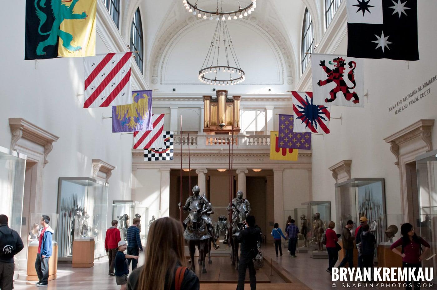 The Metropolitan Museum of Art and Shake Shack @ New York, NY - 3.24.12 (27)