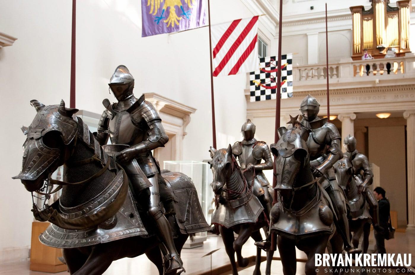 The Metropolitan Museum of Art and Shake Shack @ New York, NY - 3.24.12 (24)