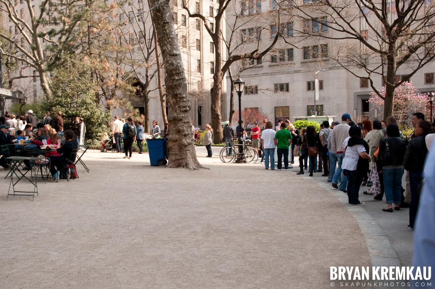 The Metropolitan Museum of Art and Shake Shack @ New York, NY - 3.24.12 (21)