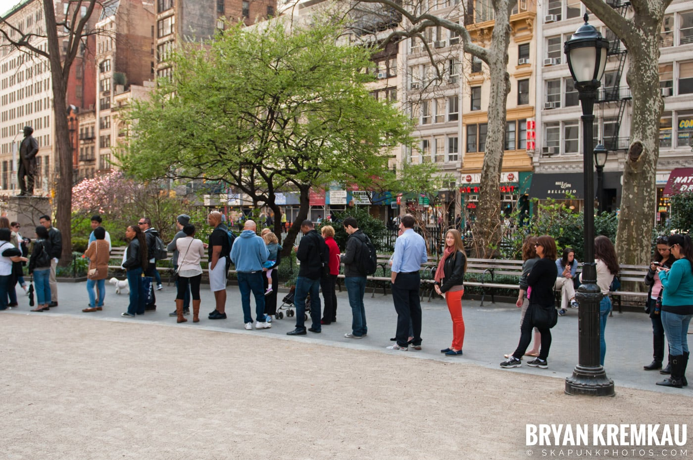 The Metropolitan Museum of Art and Shake Shack @ New York, NY - 3.24.12 (19)