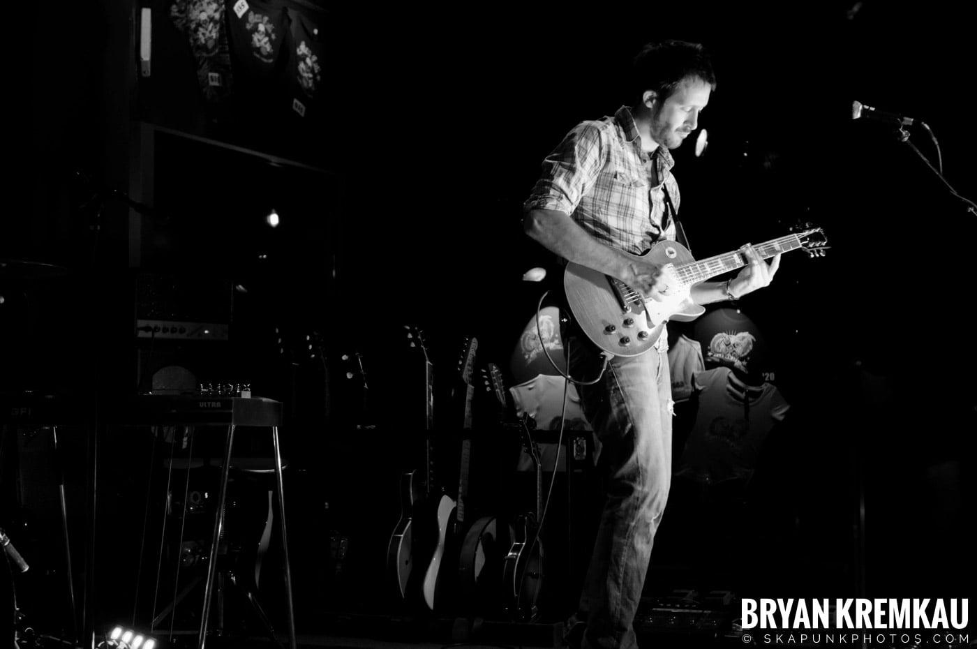 Carbon Leaf @ Mexicali Live, Teaneck NJ - 6.21.12 (11)