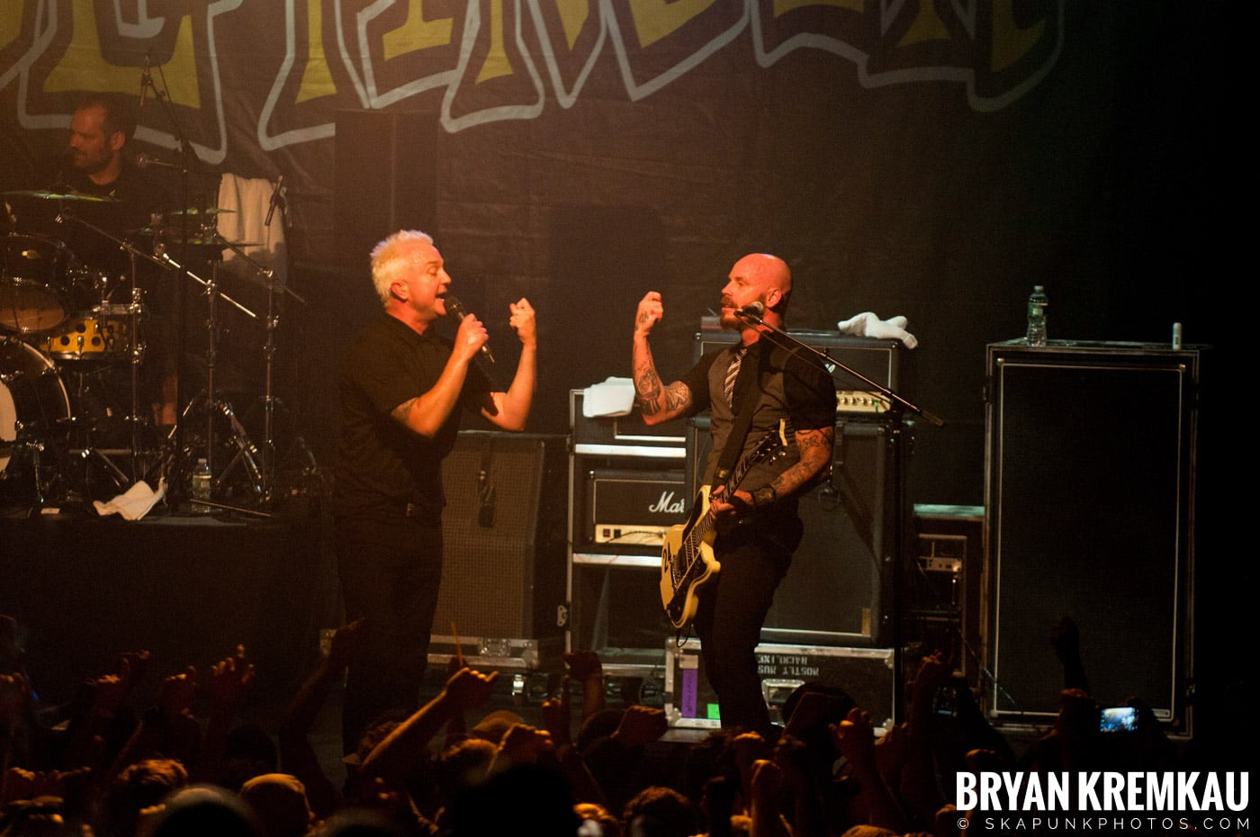 Goldfinger @ Best Buy Theater, NYC - 6.27.12 (14)