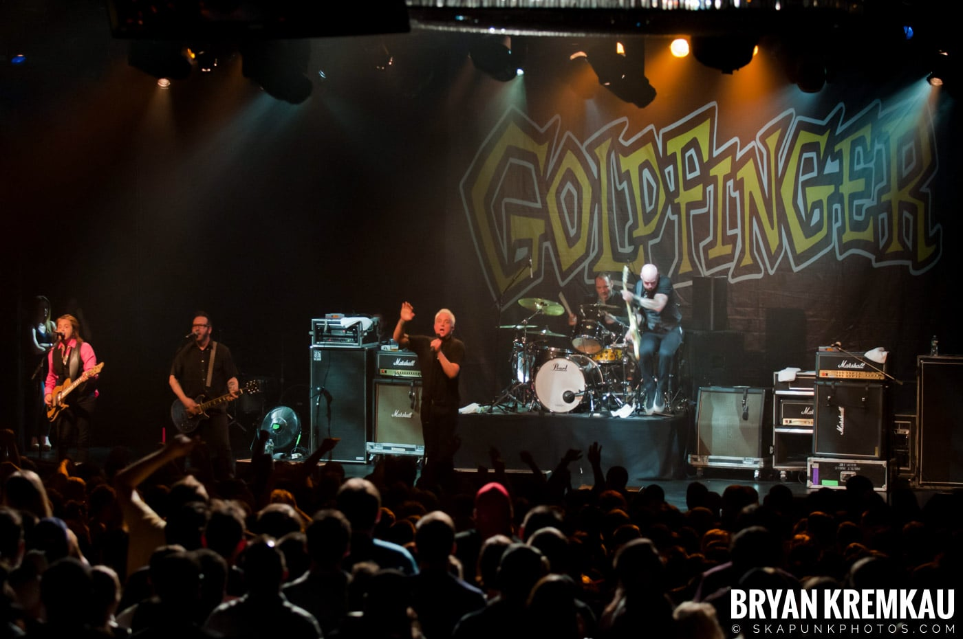Goldfinger @ Best Buy Theater, NYC - 6.27.12 (13)