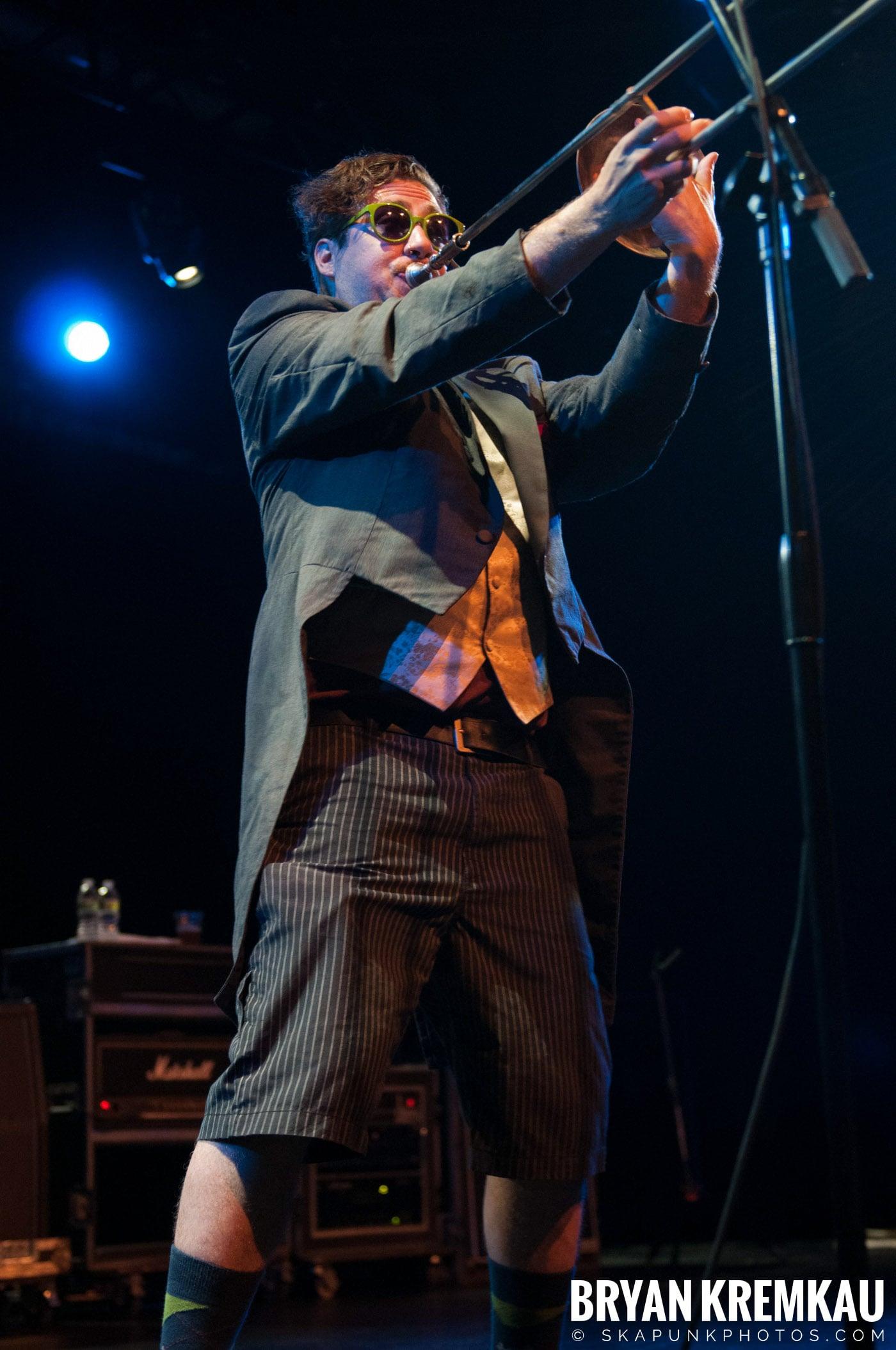 Reel Big Fish @ Best Buy Theater, NYC - 6.27.12 (30)