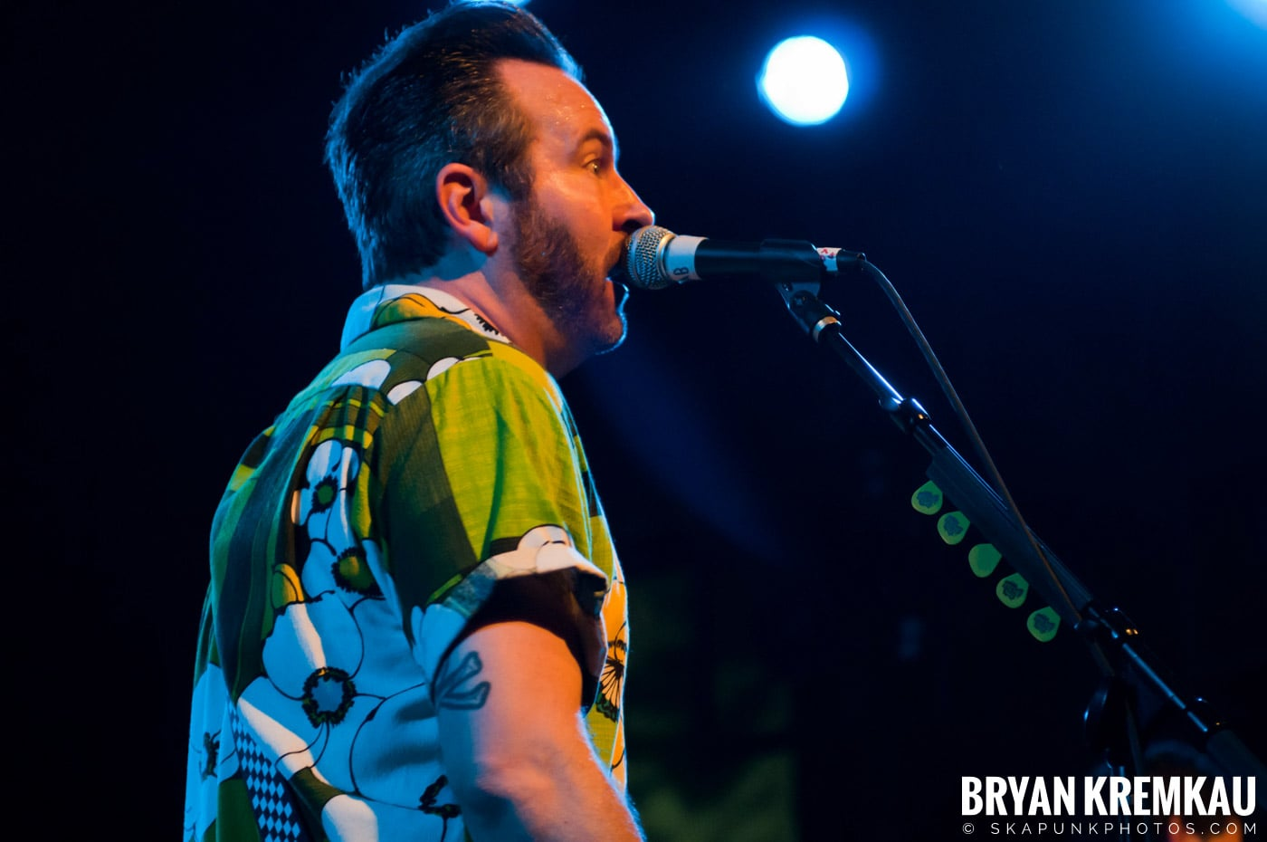 Reel Big Fish @ Best Buy Theater, NYC - 6.27.12 (25)