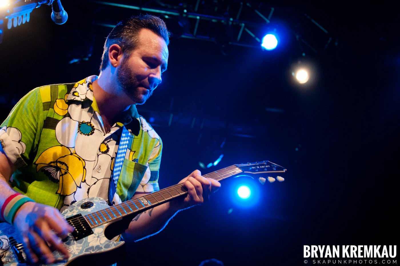 Reel Big Fish @ Best Buy Theater, NYC - 6.27.12 (20)