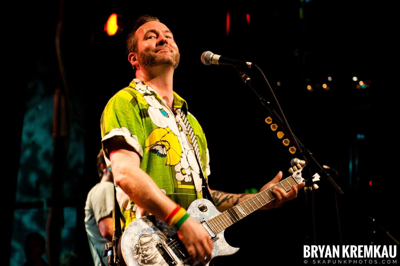 Reel Big Fish @ Best Buy Theater, NYC - 6.27.12 (13)