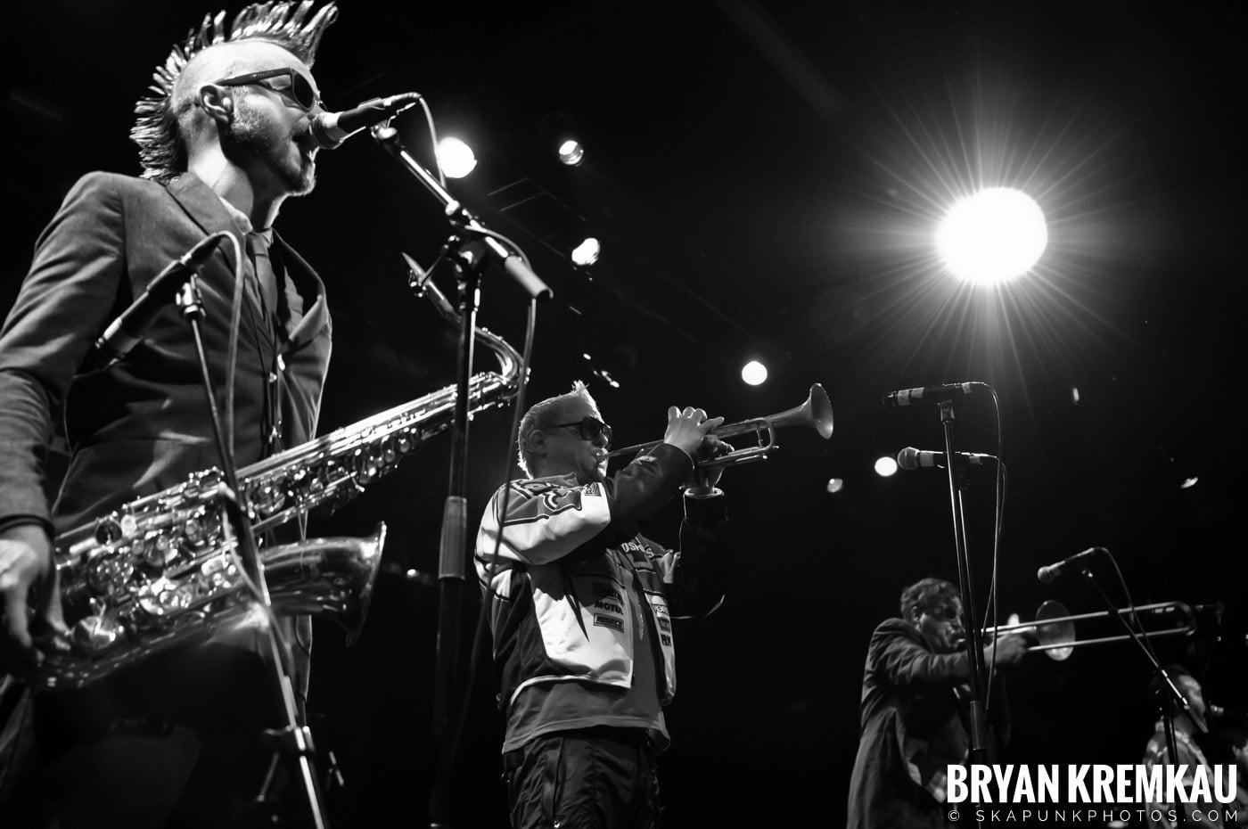 Reel Big Fish @ Best Buy Theater, NYC - 6.27.12 (8)