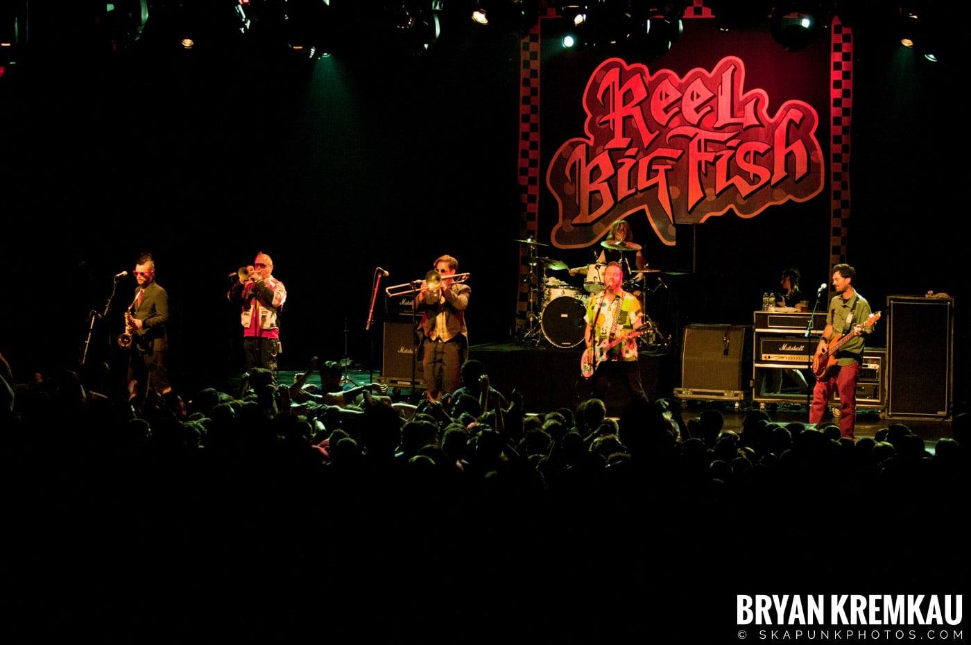 Reel Big Fish @ Best Buy Theater, NYC - 6.27.12 (7)