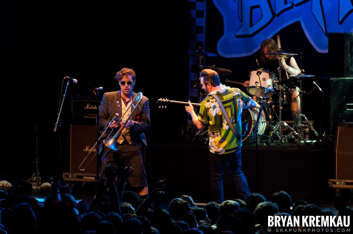 Reel Big Fish @ Best Buy Theater, NYC - 6.27.12 (6)