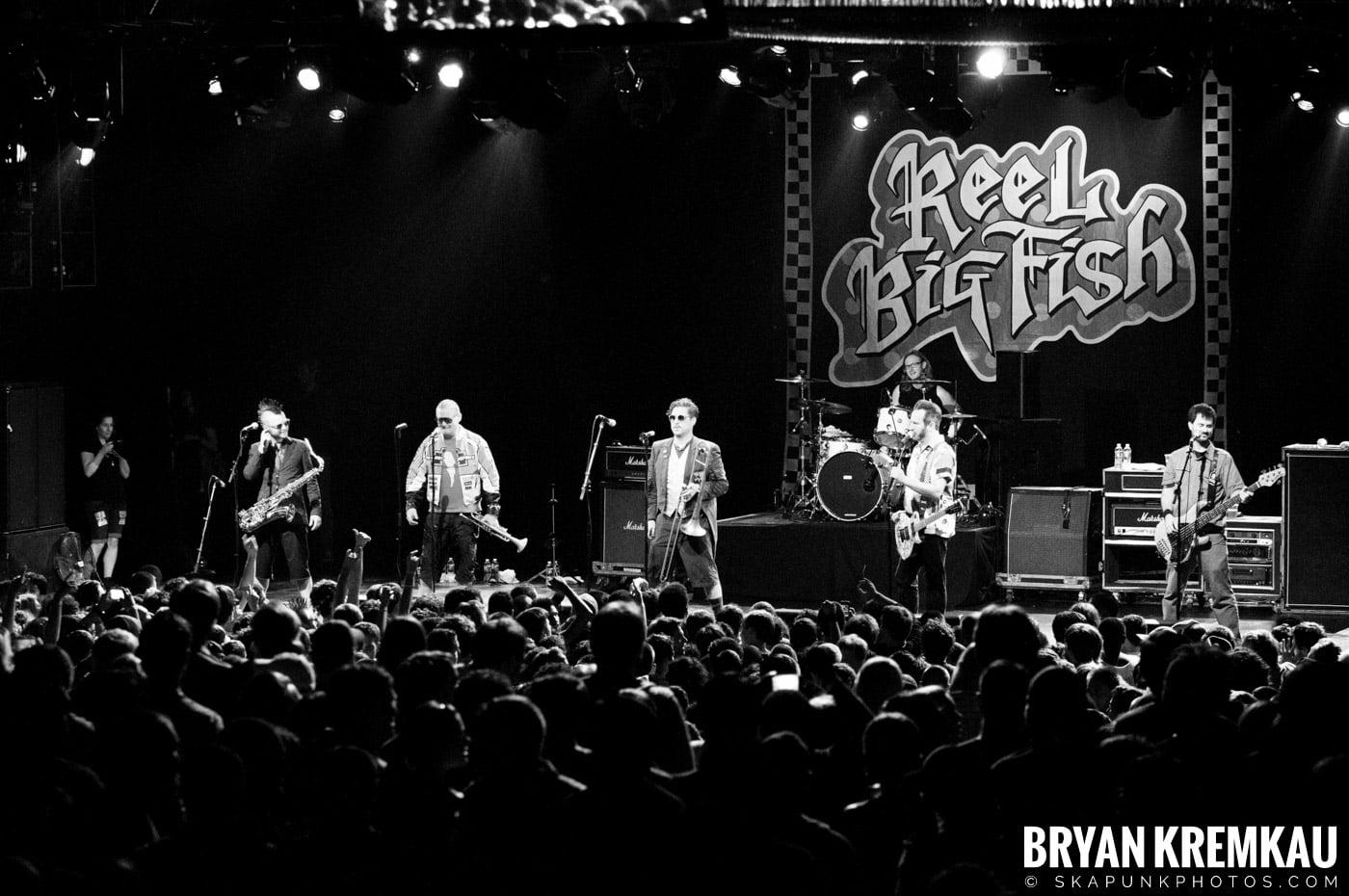 Reel Big Fish @ Best Buy Theater, NYC - 6.27.12 (5)